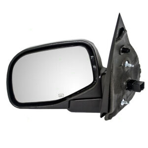 Drivers Power Side View Mirror Heated Puddle Lamp for 02-05 Explorer Mountaineer