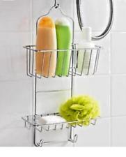IKEA IMMELN- 2 TIER SHOWER HANGER- IDEAL FOR SHOWER, BATHROOM  STORAGE- NEW