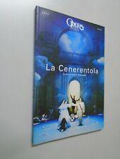 OPERA DE PARIS GAGNIER - G. ROSSINI / LA CENERENTOLA 2002-2003- PROGRAMME