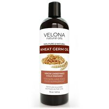 WHEAT GERM OIL 2oz-7lb UNREFINED NATURAL CARRIER COLD PRESSED VIRGIN RAW