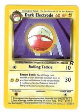 Pokemon Team Rocket Dark Electrode Uncommon 34/82 - NearMint