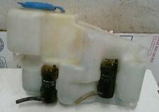 87-88 SUBARU JUSTY   WINDSHIELD WASHER BOTTLE FLUID TANK & PUMPS