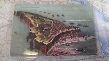 Helgoland Totalansicht Kriegshafen AK Postkarte 5974