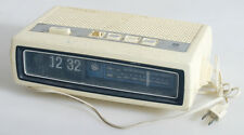 GENERAL ELECTRIC CLOCK RADIO AS IS