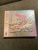 RARE NEW CD: David Foster presents Love Stories Japanese Import