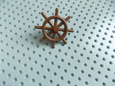 LEG Boat Ship's Wheel with Slotted Pin Pirates  Part 4790
