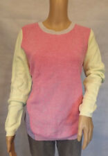 ★ SARAH KERN ★  38 ~ Pullover Color-Blocking ~ langarm ~ Baumwolle ~ NEU