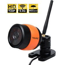 HD Wireless Home Surveillance Camera IP Camera Video Recorder Motion Detection