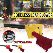 Cordless Air Leaf Blower Vacuum For Makita 18V li-ion Battery Dust Tool Outdoor