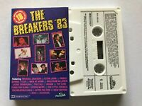 BREAKERS 83...Various Artists Cassette - - MICHAEL JACKSON, PRINCE,WHAM,INXS