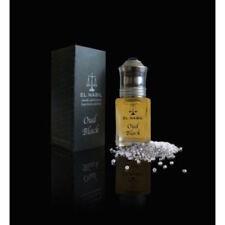 Pack de 12 EL NABIL 5ml Oud Black 100% huile