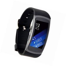Greatfine Smartwatch Uhrenarmband, Ersatz-Armband für Samsung Gear FIT2