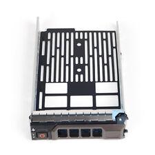 "New 3.5"" SATA SAS DriveTray Caddy KG1CH For Dell R320 R420 R520 R720 X968D F238F"