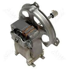 Brandt, DeDietrich, horno de calidad de diplomático Hygena, montaje del motor de ventilador 74x1146
