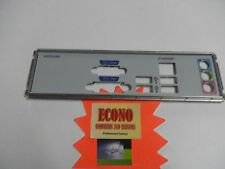 HP PAVILION SLIMLINE S5610y S5000 Series  Rear I/O Shield Apricot 625723-001