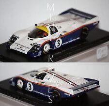 Spark Porsche 956 n°3 Winner 24h du Mans 1983 1/43 43LM83