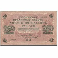 [#267292] Russia, 250 Rubles, 1917, 1917-09-04, KM:36, BB