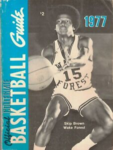 1977 Official NCAA College Basketball Guide