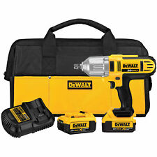 """DeWalt DCF889M2 20V MAX Lithium Ion 1/2"""" Impact Wrench with Detent Pin"""