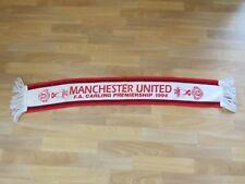 Manchester United FA Carling Premiership Champions 1994 FOOTBALL Scarf