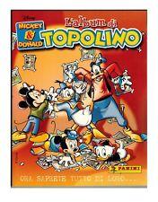 Mickey & Donald 2011 Topolino Album completo figurine Panini Italia