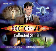 Doctor Who: Collected Stories by Audio GO Dr Who (CD-Audio, 2007) 12 x CDs 15hrs