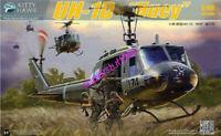 """Kitty Hawk 80154 1/48 UH-1D """"Huey"""" Hot"""