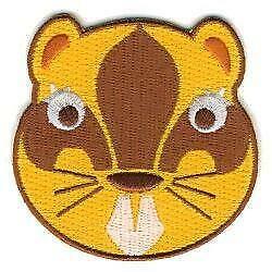 Beaver Scout Fun Face Badge