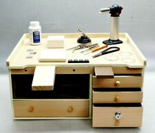 Workbench & Jewelry Soldering Tools Supplies Make Jewelry Solder & Repair Bench