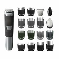 Philips Multigroom Series 5000 Corded/Cordless with 17 Trimming Accs, MG5750/18