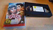 GREASE - John Travolta - Olivia Newton-John - CIC Kauftape - VHS