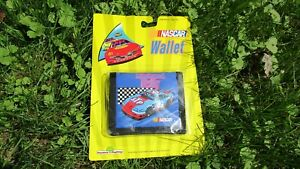 Richard Petty STP 43 Vintage Wallet Nascar 1992 Peachtree Playthings New Blue