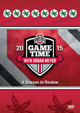Ohio State: Game Time 2015 Season In Review (DVD, 2015) Ships within 12 hours!!!