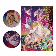 Fairy DIY 5D Special Diamond Painting Embroidery Mosaic Cross Stitch Home Decor