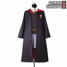Otaku Shoppu Unisex Harry Potter Gryffindor Student Coat Costume (Small Kids)