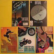 BATGIRL YEAR ONE Five DC Comics Lot 2003 Series Issues 3 4 5 6 8 Marcos Martin