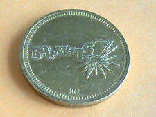 BOOMERS GAME TOKEN NO CASH VALUE HM