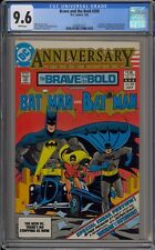 Brave and the Bold #200 - Cgc 9.6 - 1St Batman And The Outsiders - 0294917017