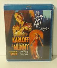 The Mummy (Blu-ray Disc, 2013)  Boris Karloff NEW & FACTORY SEALED