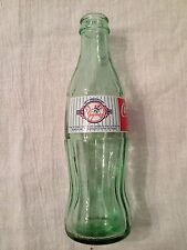 1903-2003 NY Yankees 100th Anniversary Coca Cola Classic Glass Bottle 8 oz