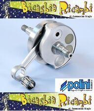 2831 ALBERO MOTORE POLINI EVOLUTION VESPA 125 ET3 PRIMAVERA CONO DIAMETRO 20 mm.