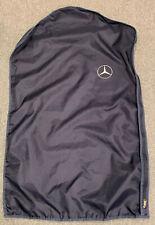 Vintage Mercedes Benz Garment Bag Logo Car Suit