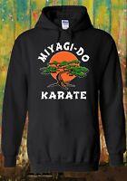 Karate Kid MIYAGI-DO 80 Retro Gamer Men Women Unisex Top Sweatshirt Hoodie 2649