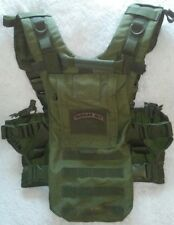 CONDOR Tactical Vest Green Ammo Pouches Canvas Heavy Duty Military New Condition