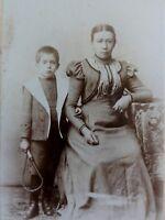 Mutter mit ihrem Sohn - Foto / Fotographie - Petersen / Hamburg