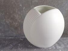 AK Kaiser Bisquit Porzellan Design Art M. Frey Vase Nr. 1396 12 cm 80er