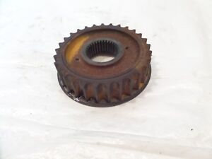 Harley Davidson Sportster 1200 XL Custom & Sport 29T Front Belt Pulley Sprocket