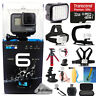 GoPro HERO6 Black 4K Ultra HD, 12MP, Wi-Fi Waterproof Action Camera CHDHX-601