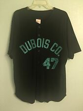1996 DuBois County (Indiana) Dragons Game Used Road Heartland League Jersey