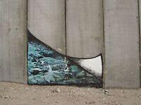 BANKSY GRAFFITI ART ON THE WALL IN PALESTINE GICLEE PRINT FINE CANVAS
